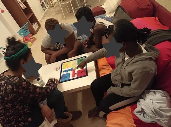 Centro Residencial para madrescon sus hijos e hijas en situación de riesgo social