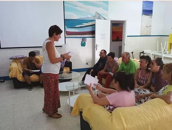 Denominacíon del programa: Inserción sociolaboral LaCaixa