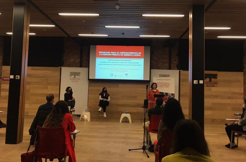 Programa para el fortalecimiento de la función pública en América Latina
