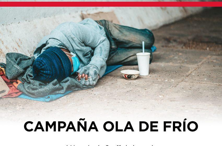 Campaña 'Ola de Frío'