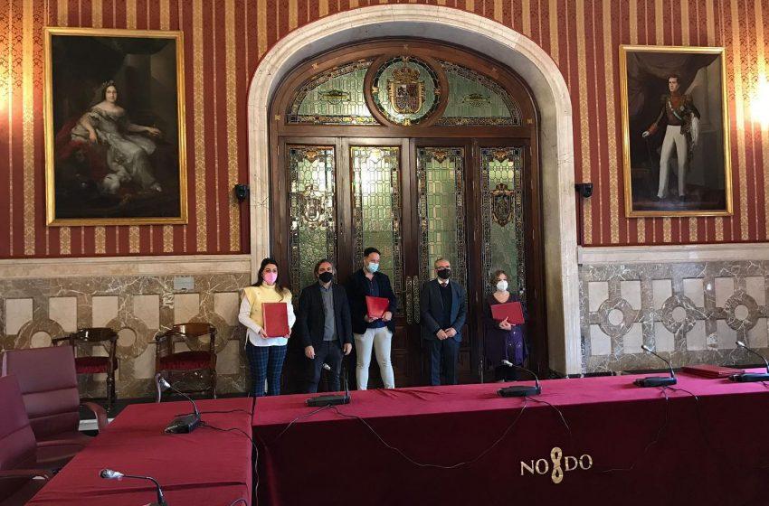 Firmado el acuerdo con el Ayuntamiento de Sevilla para el cese de tres pisos