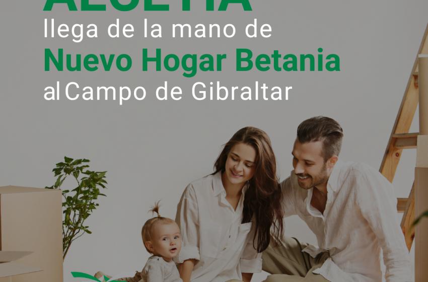 Colaboración Aecetia – Nuevo Hogar Betania