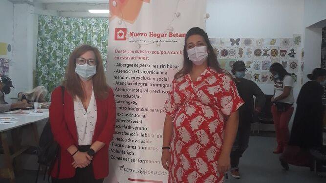 El centro de día de Algeciras, un apoyo a las personas en situación de calle