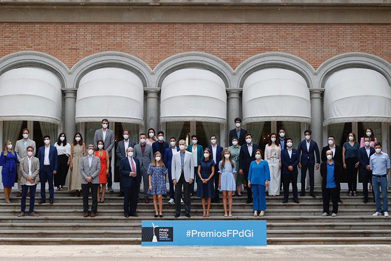 Premios FPDGI 2021
