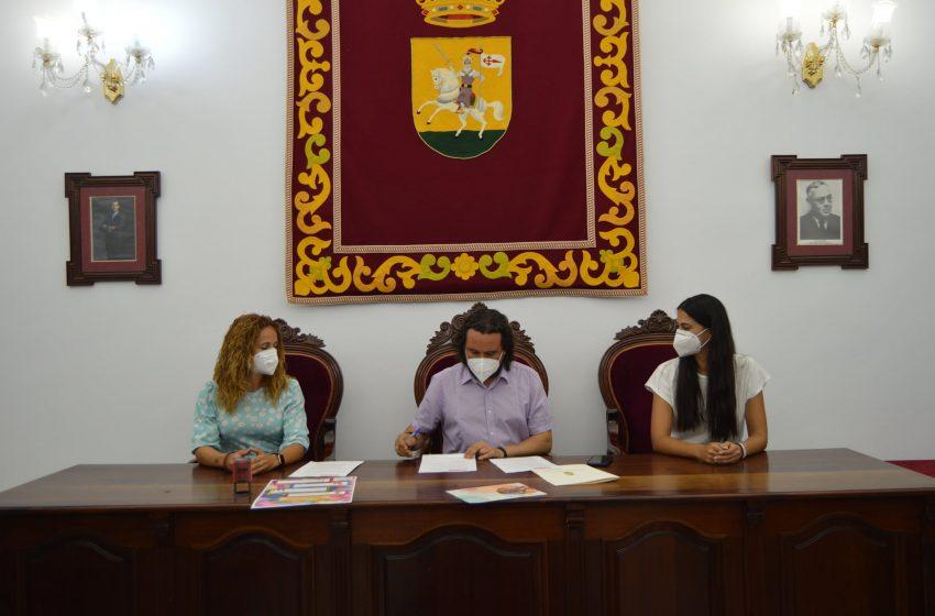 Convenio colaboración con Medina Sidonia