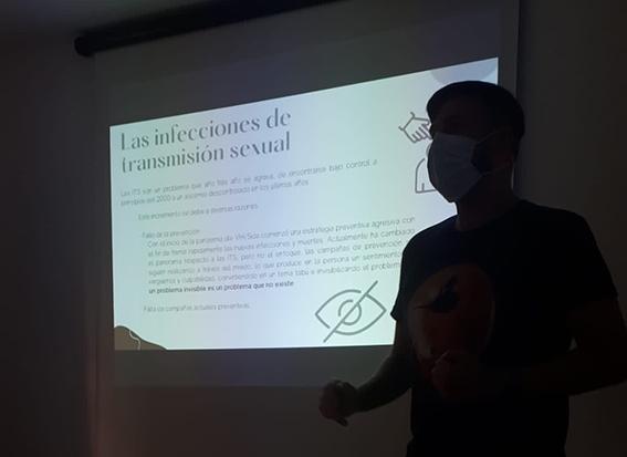 Prevención de ITS y educación sexual y socioafectiva