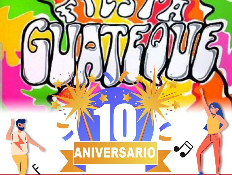 10º Aniversario de nuestro Guateque Solidario